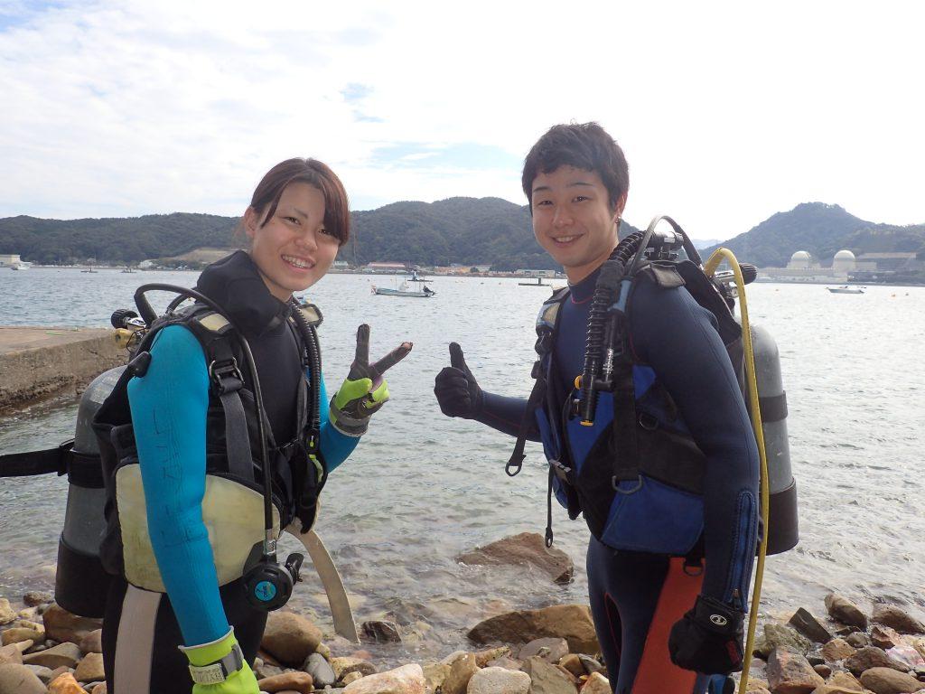 体験ダイビングコース