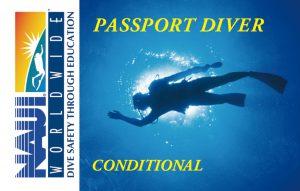 パスポートダイバーコース